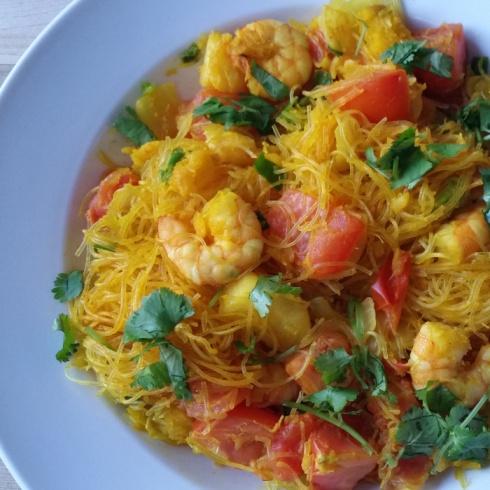 Burmese Noodles 2
